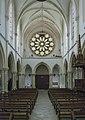 Montbeton Tarn-et-Garonne - Église Notre-Dame-de-l'Assomption - La rosace.jpg