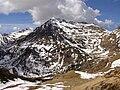 Monte Ponteranica da Ca' San Marco - marzo 2005.JPG