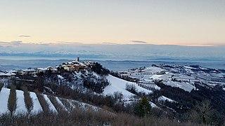 Montelupo Albese Comune in Piedmont, Italy
