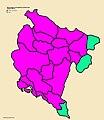 Montenegrin municipalities predominant religion (2011).jpg