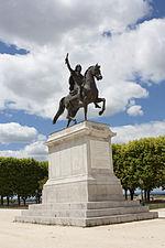 Liste Statues Versailles Restauration Eau Air Nuit Terre Flegmatique