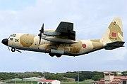 Moroccan Air Force Lockheed C-130H Hercules (L-382)