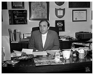 Morris Levy - Morris Levy in 1969