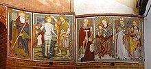 Affreschi dell'abside