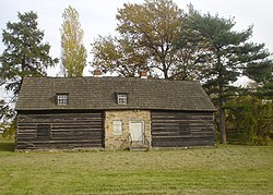 The Morton Homestead, built 1698