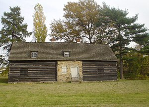 Prospect Park, Pennsylvania - The Morton Homestead, built 1698