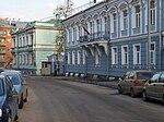 Moskova, Gorokhovsky 12, Equador.jpg büyükelçiliği