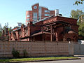 Moscow, Matrosskaya Tishina 7 Aug 2008 02.JPG