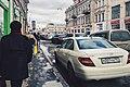 Moscow, north end of Sretenka Street (30892182612).jpg