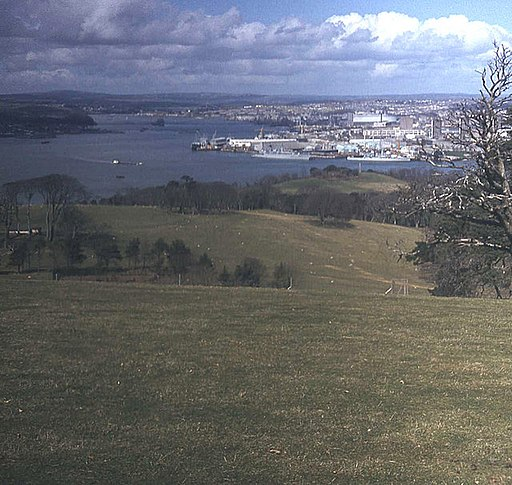 Mount Edgcumbe Country Park - geograph.org.uk - 665462