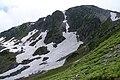 Mount Kurobegoro from Kurobegoro Cirque.jpg