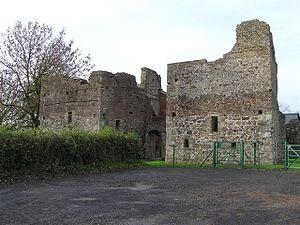Brockagh - Mountjoy Castle