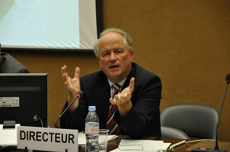 File:Mr. Heiner Flassbeck, Director, Division on Globalization and Development Strategies of UNCTAD (8008835906).jpg