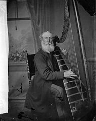 Mr Roberts, Newtown Harpist