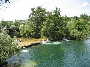 Mrežnica - Mrežnica River