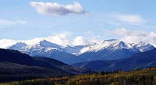 Willmore Wilderness Park Improvement district in Alberta, Canada