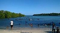 Mtwapa, Beach near Creek.jpg