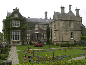 Muckross House - View from north