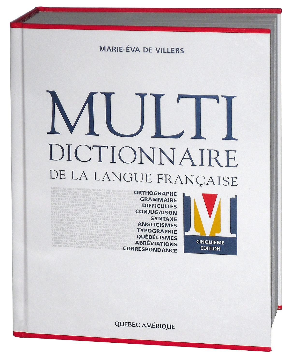 Multidictionnaire de la langue fran aise wikip dia - Dictionnaire de l office de la langue francaise ...