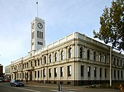 Municipal Offices & Public Library, Timaru