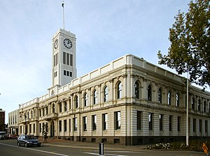 Timaru - Timaru Council Building