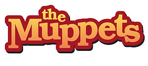 English: Logo used for Muppets merchandise aft...