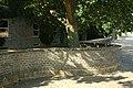 Mur omkring et egetræ ved Nordre Ringgade.jpg