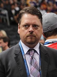 Tim Murray (ice hockey executive) Tim Murray ice hockey executive Wikipedia the free