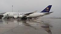 TC-MCT - B744 - Saudi Arabian Airlines