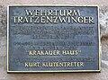 Nürnberg Hintere Insel Schütt Scharzes Z Stadtseite Tafel.jpg