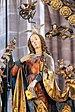 Nürnberg St. Lorenz Englischer Gruß Maria 01.jpg
