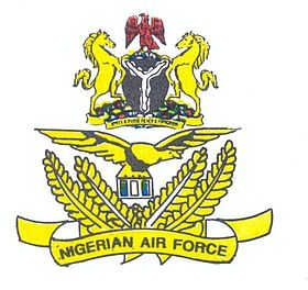 Emblema della Nigerian Air Force