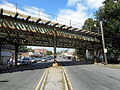 NB Baychester Avenue under Dyre Avenue Line Bridge.jpg
