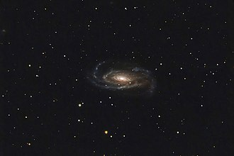 NGC 5033 - NGC 5033 in an amateur telescope