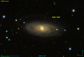Image illustrative de l'article NGC 1645