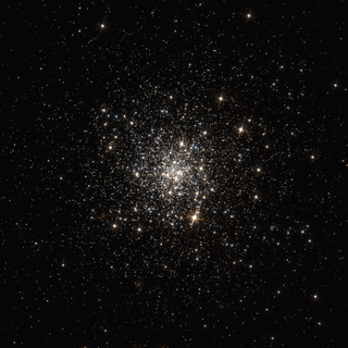 NGC 4147 Globular cluster in the constellation Coma Berenices