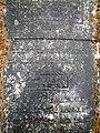 NIEPOŁOMICE kirkut cmentarz nr 329 (16).JPG