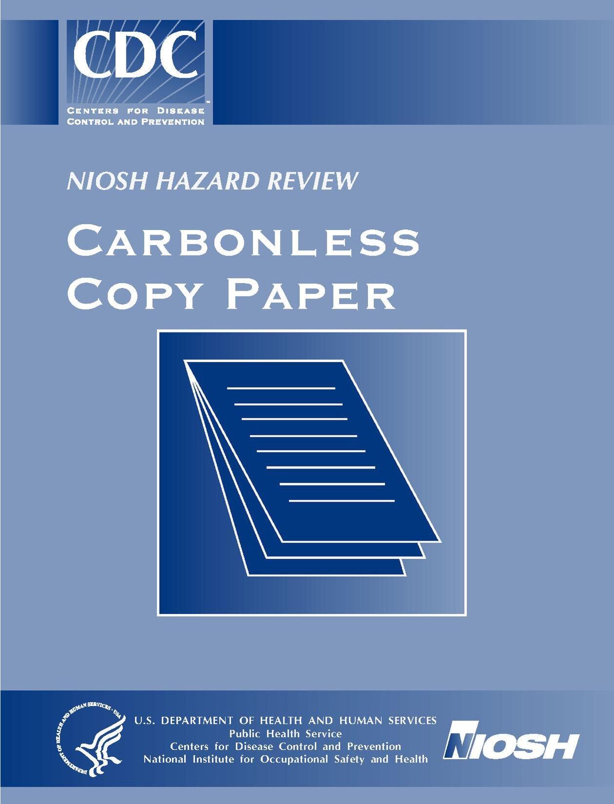 cdc paper