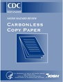 NIOSH Hazard review of Carbonless Copy Paper.pdf