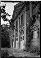 NORTHEAST ELEVATION, VIEW FROM NORTHWEST - Caumsett Manor, Lloyd Neck, Lloyd Harbor, Suffolk County, NY HABS NY,52-LOHA.V,1-8.tif