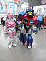 NYCC 2014 - Angry Birds Transformers (15508286001).jpg