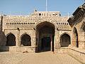 Nagarkhana, Naldurg fort.jpg