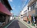 Nagasaki Kaido in Sonogishukugo, Higashisonogi.jpg