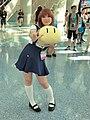 Nagisa Furukawa cosplayer at Anime Expo 2012.jpg