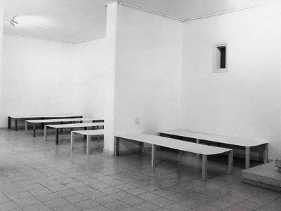 Nahum Tevet, Arrangement of Six Units, 1974