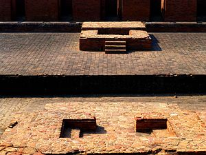 History of education in the Indian subcontinent - Nalanda - Teaching Platform