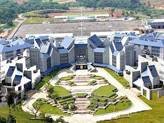 Indian Naval Academy - Nalanda Complex