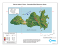 Nan'ao Island, China - Favorable Wind Resource Areas.png