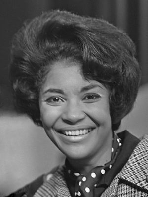 Nancy Wilson (jazz singer) - Wilson in 1968