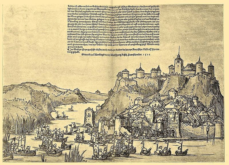 Nandorfehervar Castle